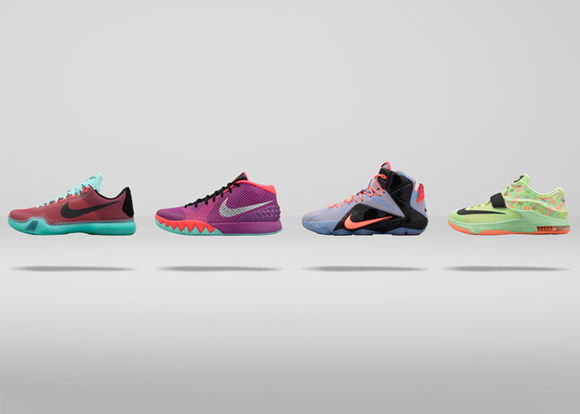 Nike Basketball Easter Collection  2015 1