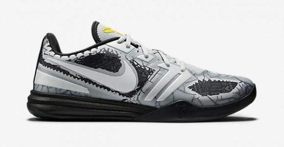 Nike KB Mentality 'Pure Platinum'