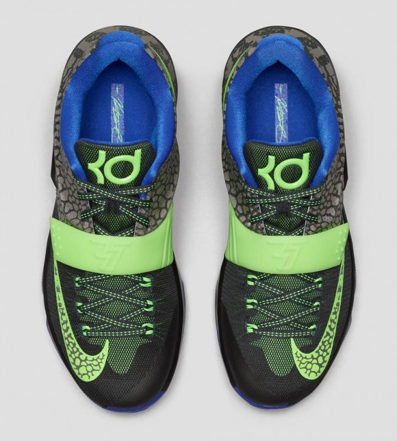 Nike KD 7 'Electric Eel' 2