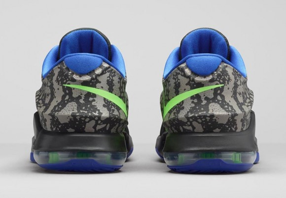 Nike KD 7 'Electric Eel' 3