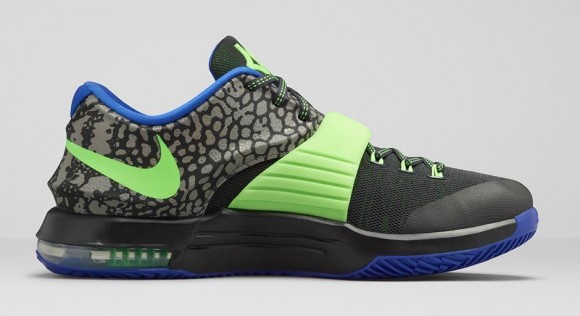 Nike KD 7 'Electric Eel' 4
