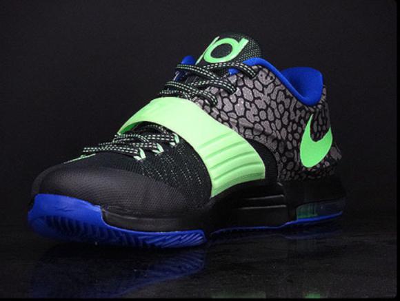 Nike KD 7 'Metallic Pewter' 2