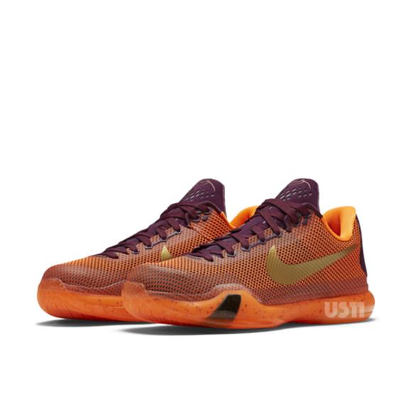 Nike Kobe X 'Silk Road' – Detailed Look 1