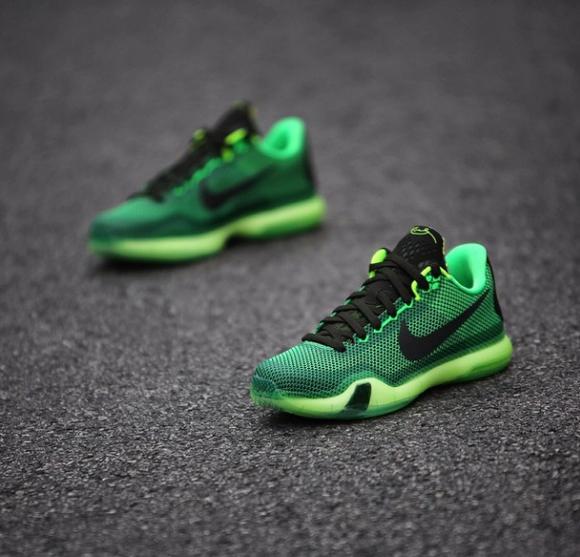 Nike Kobe X 'Vino' – Beauty Shots 1