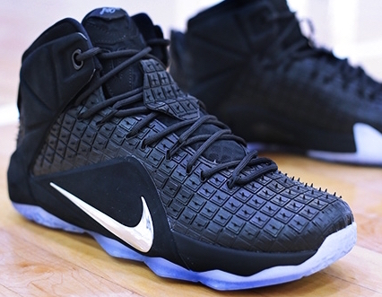 Nike LeBron 12 EXT 'Rubber City' – Detailed Look 6