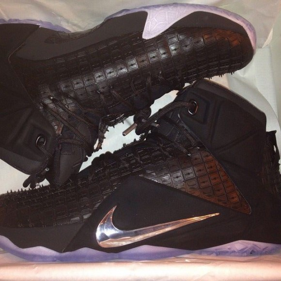 Nike LeBron 12 EXT 'Rubber City'