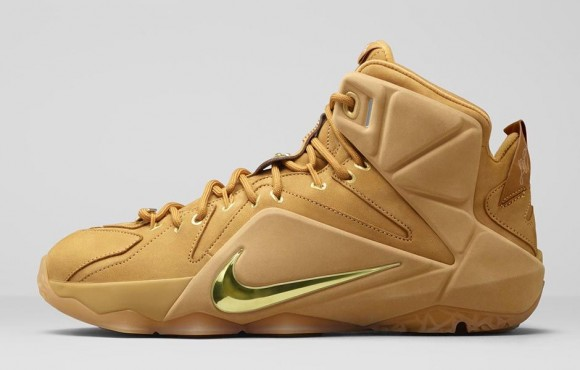 Nike LeBron XII EXT 'Wheat' – Release Information-1