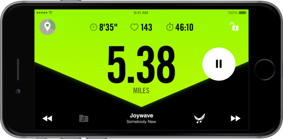 Nike+ Running App 26