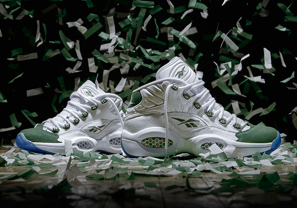 Reebok Question Mid 'Michigan State' - Official Look + Release Info 2