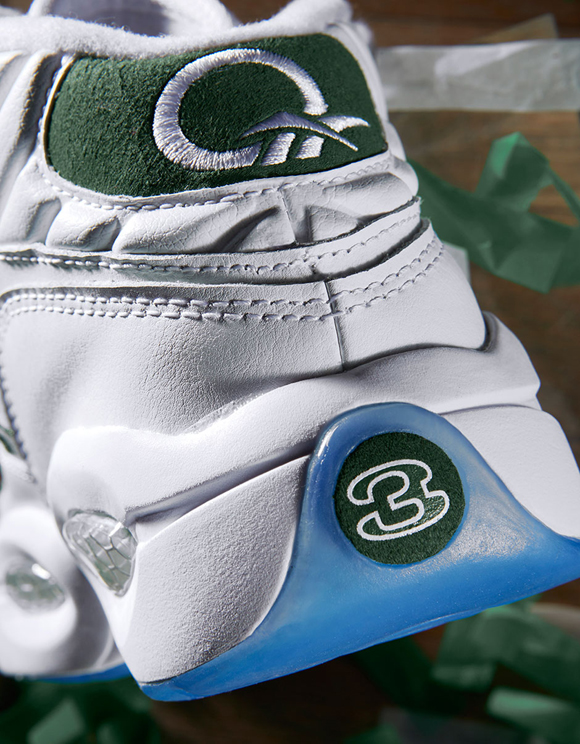 Reebok Question Mid 'Michigan State' - Official Look + Release Info 3