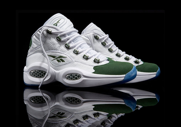 Reebok Question Mid 'Michigan State' – Official Look + Release Info Main