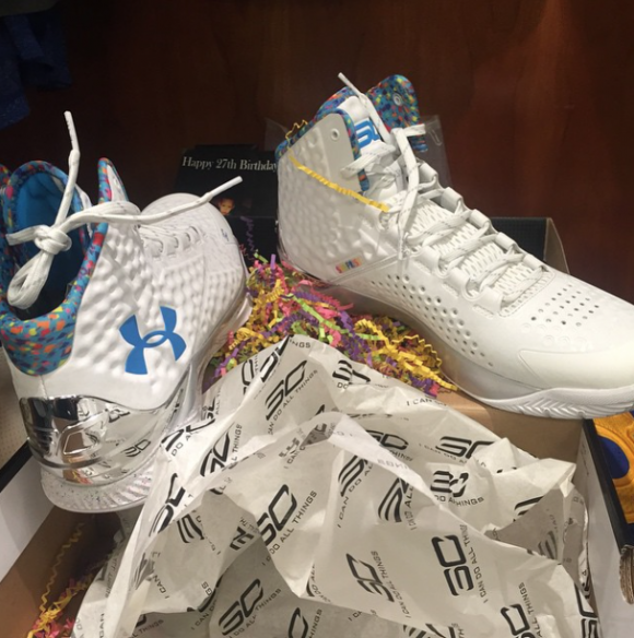 Steph Curry Shoes Weartesters