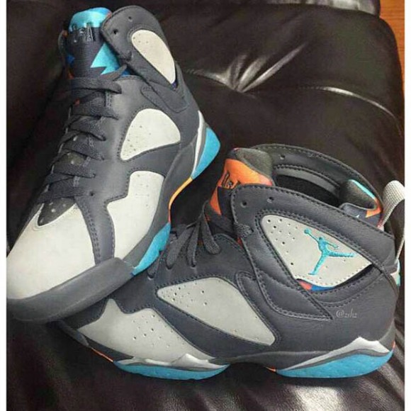 The Charlotte Bobcats Live On With This Air Jordan 7 Retro