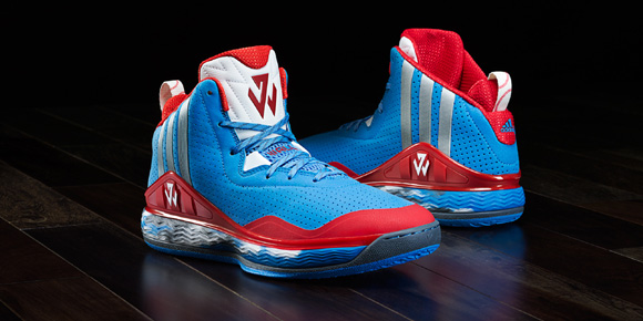 adidas J Wall 1 'Sky Blue' – Official Look + Release Info 1