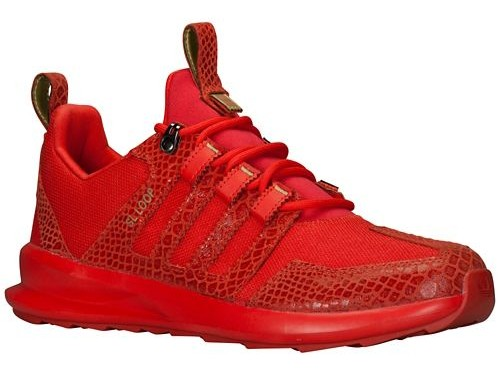 adidas SL Loop Runner 'Red Reptile' – Restocked
