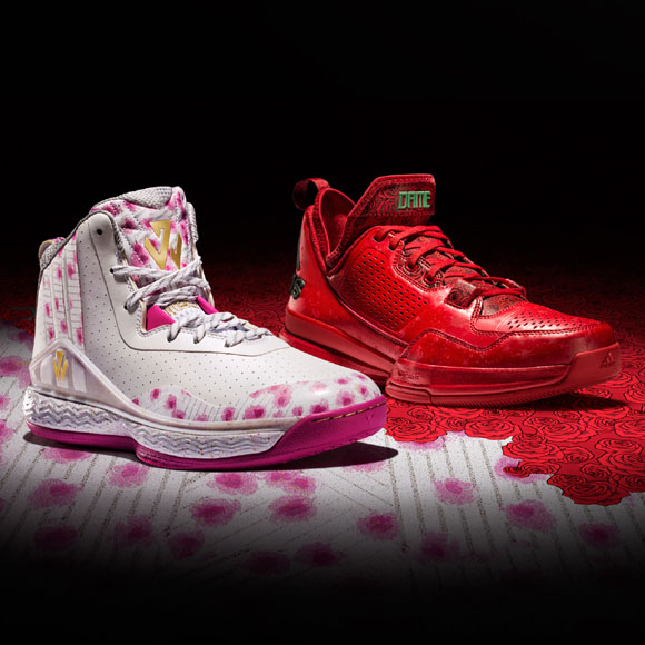 adidas Unveils Florist City Collection Featuring the J Wall 1 & Lillard 1 Main