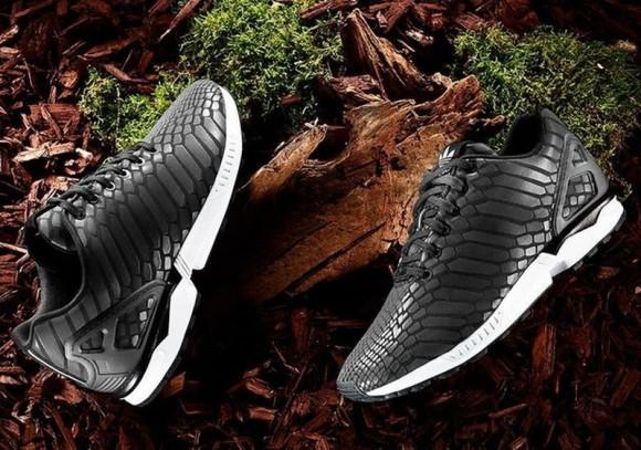 adidas ZX Flux 'Xeno' Black