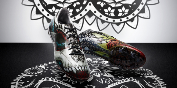 adidas to Launch Limited Edition F50 Tattoo Pack 1
