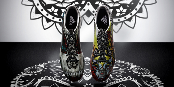 adidas to Launch Limited Edition F50 Tattoo Pack 3