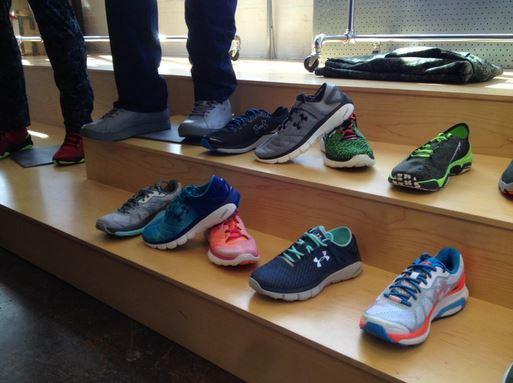 under armour fall winter 2015 footwear