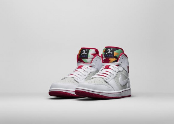 Air Jordan 1 Retro 'Hare' & 'Lola' - Official Look 2