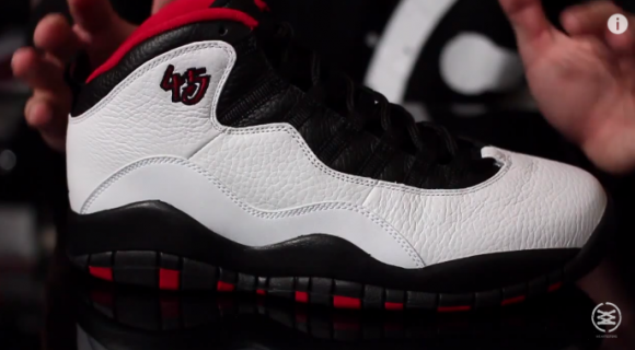 Air Jordan 10 Retro 'Double Nickel' – Detailed Look & Review