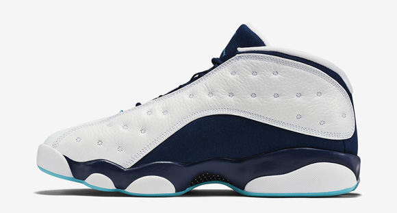 Air Jordan 13 Retro Low 'Hornets' - Official Look + Release Info  3