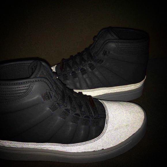 Air Jordan Westbrook 0 black reflective