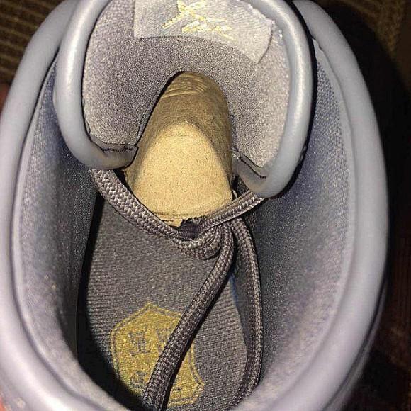 Air Jordan Westbrook 0 insole inside shoe