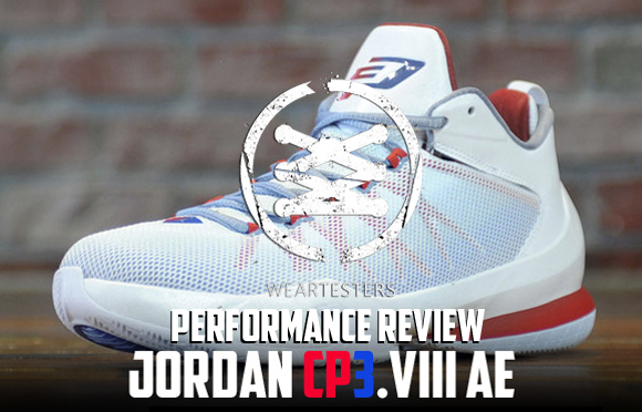 Jordan CP3VIII AE Performance Review Main