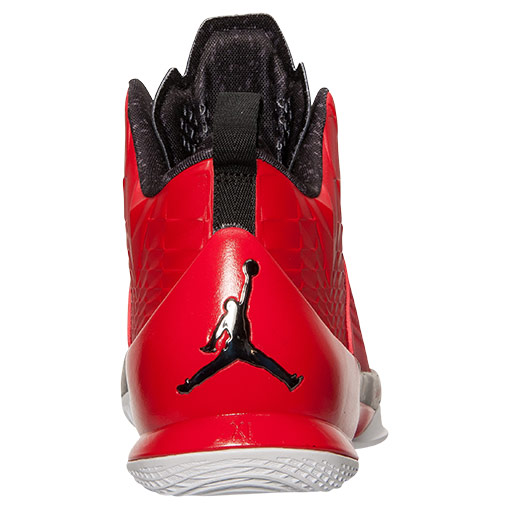 Jordan Melo M11 'University Red' 5