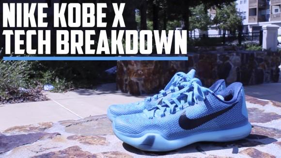 Kobe X – Tech Breakdown Thumbnail