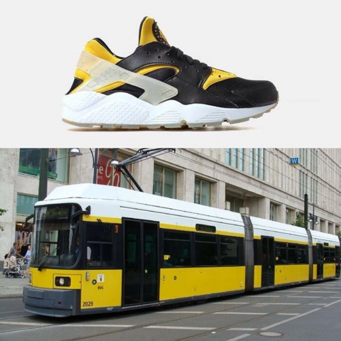 nike huarache city pack berlin