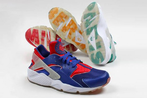 Nike Air Huarache City Pack