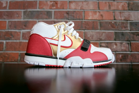 Nike Air Trainer 1 Mid PRM QS is Inspired by 49er History 2