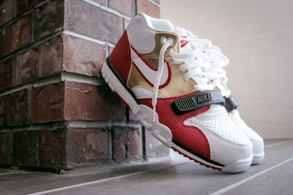 Special Edition Air Trainer 1 Pro Bowl Sneakers by Nike