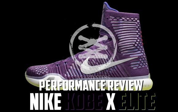 Nike Kobe X (10) Elite Performance Review Main