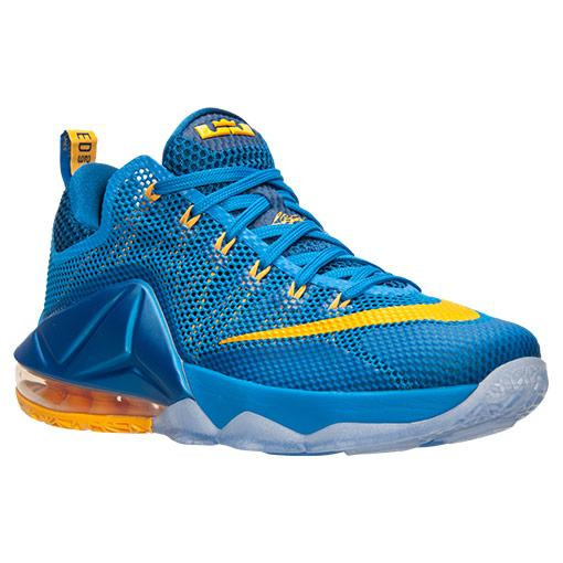 Nike LeBron 12 Low 'Photo Blue'