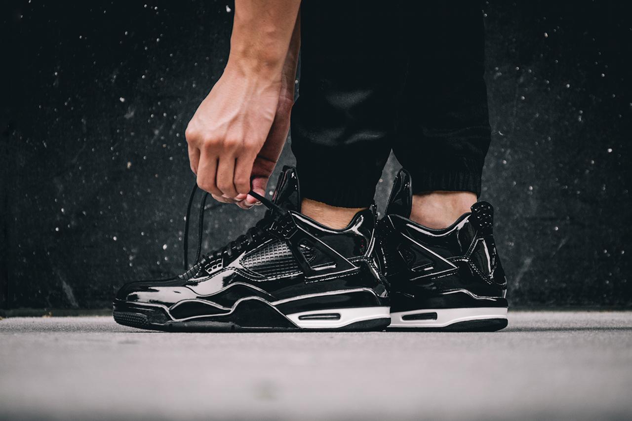 Air Jordan 11Lab4 Retro Black