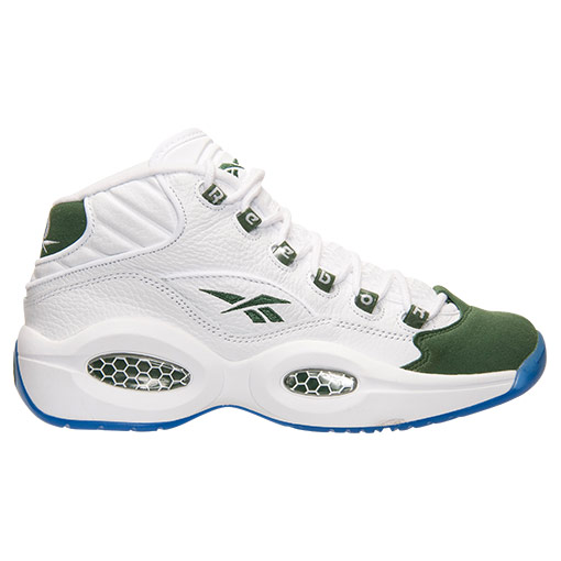 Reebok Question Mid 'Michigan State' - Available Now 1