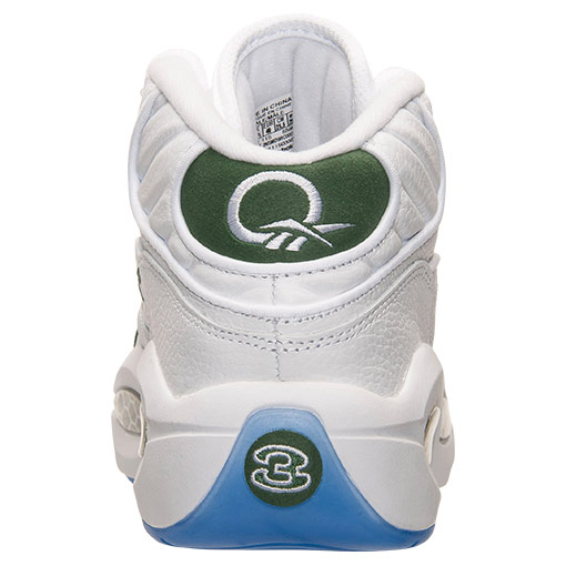 Reebok Question Mid 'Michigan State' - Available Now 4