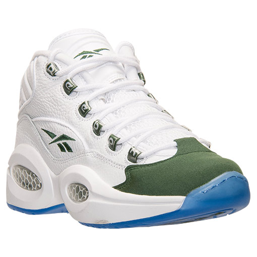 Reebok Question Mid 'Michigan State' – Available Now Main