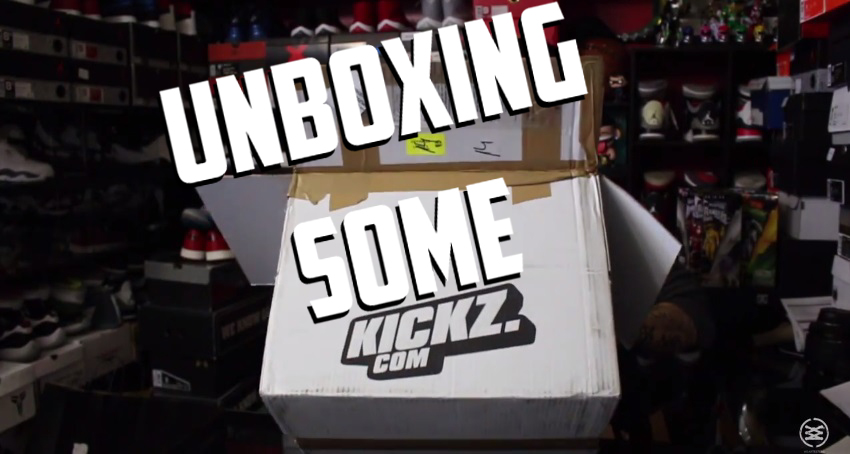 Unboxing New Arrivals From K1X