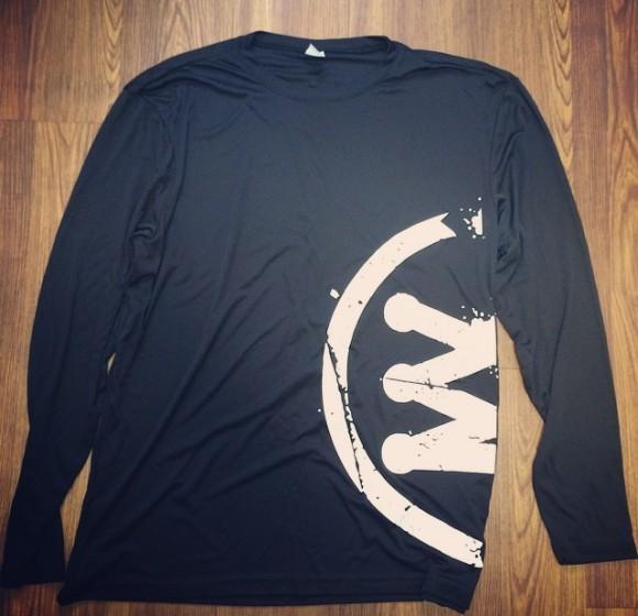 WearTesters Black Shooting Shirt