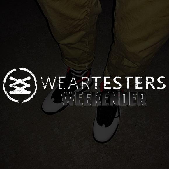 WearTesters Weekender – Off Court