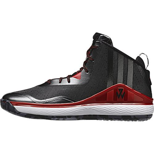 adidas J Wall 1 Now Comes in Black Red