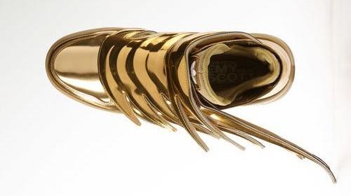 Adidas Originals Js Wings 3 0 Gold Metallic Weartesters