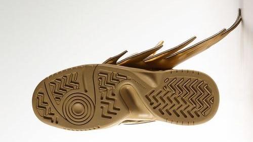 adidas Originals JS Wings 3.0 'Gold Metallic' 2