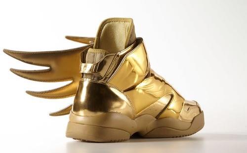 adidas Originals JS Wings 3.0 'Gold Metallic' 4