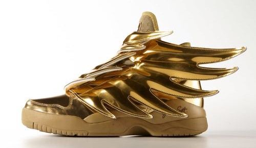 adidas Originals JS Wings 3.0 'Gold Metallic'